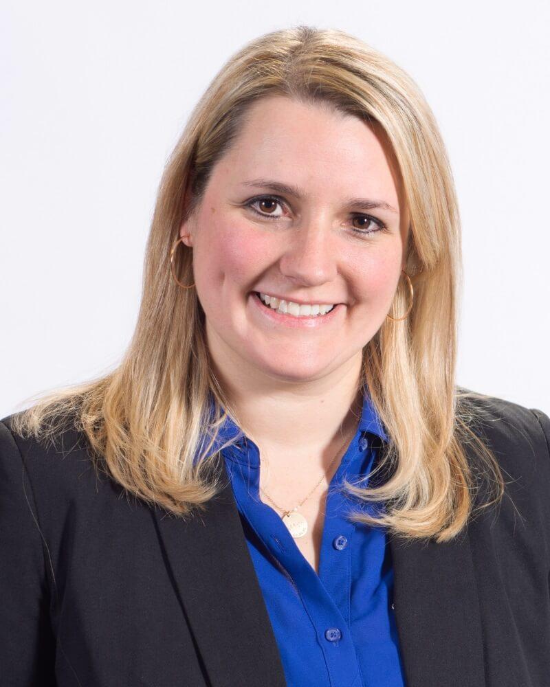 Attorney Katie Hoffman