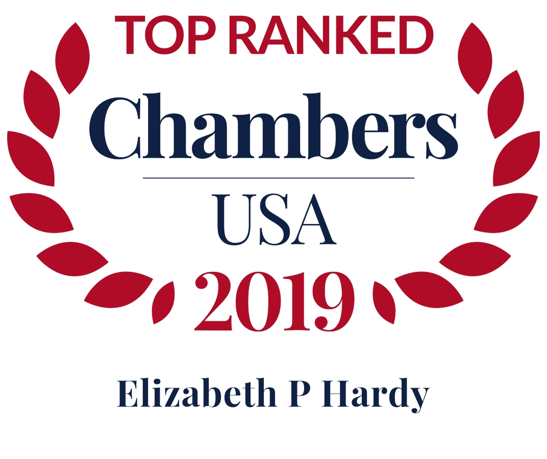 2019 top ranked chambers elizabeth p hardy
