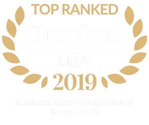 2019 top ranked chambers